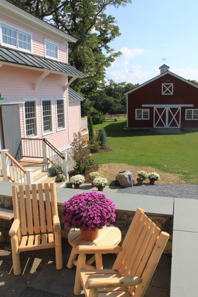 Exterior   Pink House Farm