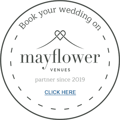 Book your wedding venue on Mayflower Venues
